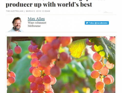 Grace Wines, Yamanashi: Japanese producer up with world's best by Max Allen