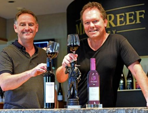 Mills Reef Winery Wins Top Trophy