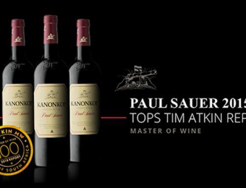 Kanonkop Estate – Tim Atkin MW – First 100 point wine